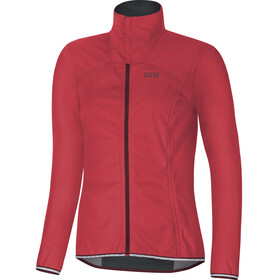 GORE WEAR C3 Gore Windstopper Jacket Women hibiscus pink